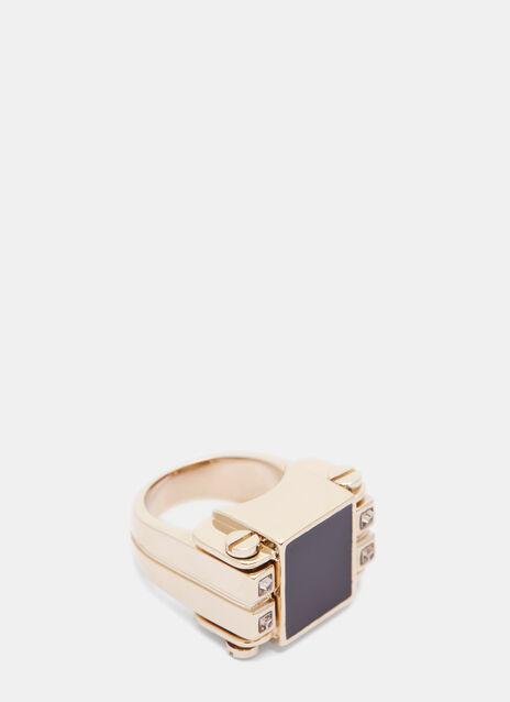 Lanvin Sqaure Ring