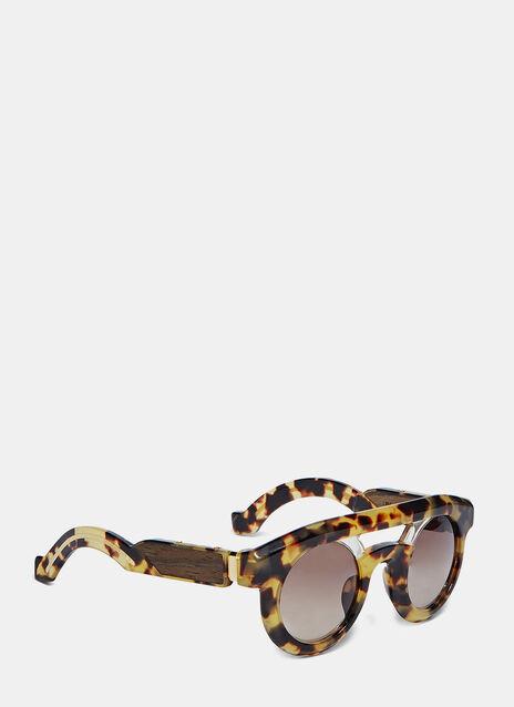 Clara Tortoiseshell Sunglasses