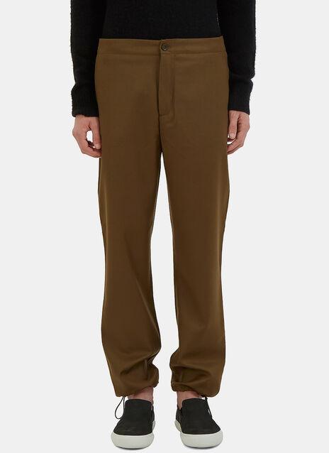 Pace Drawstring Cuffed Pants