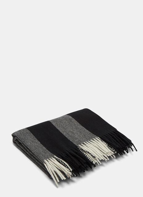 Canada Bengal Stripe Wool Scarf