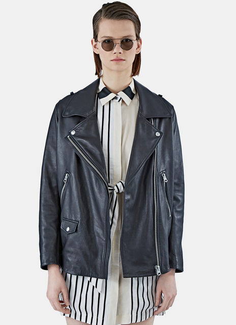 Swift Leather Jacket