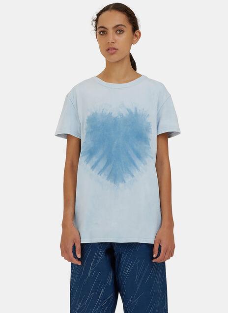 Grateful Tie-Dye Crew Neck T-Shirt