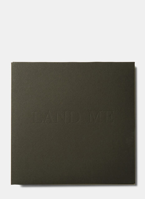 Linda Bujoli & Air 'Landed' Ltd. Book and Vinyl