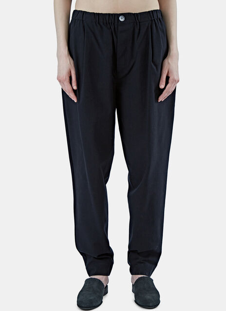 Oversized Straight Leg Pants
