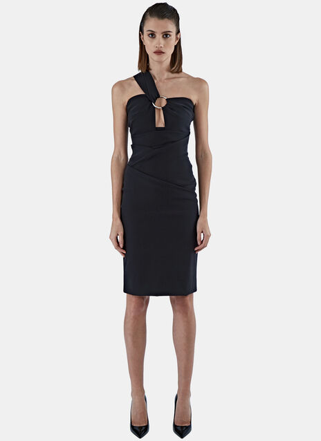 Ted Mid-Length Ring Dress
