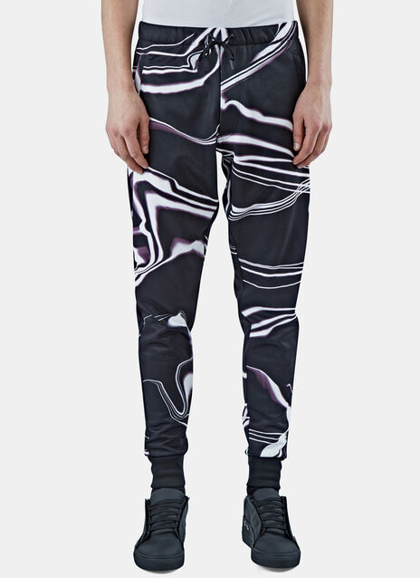 Bold Lightning Slim Track Pants