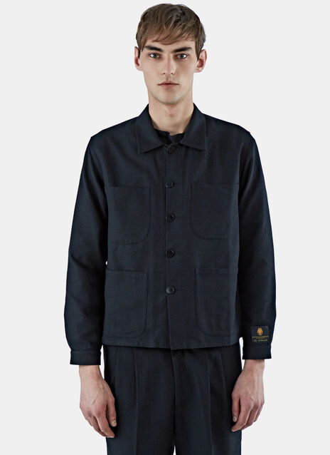 Woven Workman Jacket