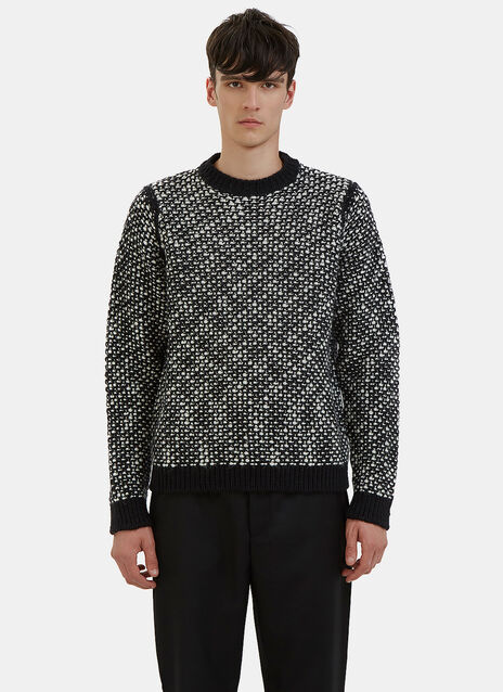 Kaapo Looped Knit Sweater