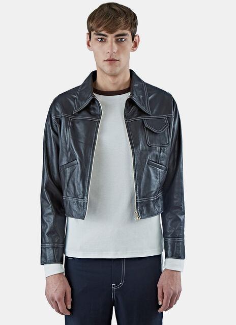Baldwin Leather Jacket