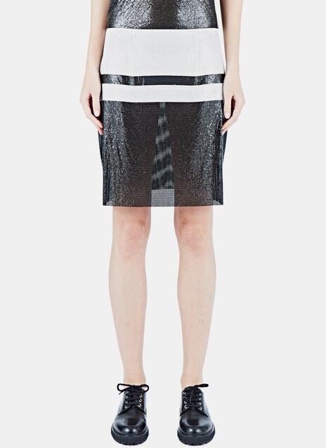 Chainmail Miniskirt