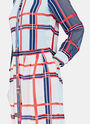 Checked Grower Dress