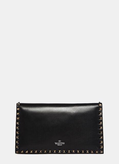 Valentino Clutch In Black