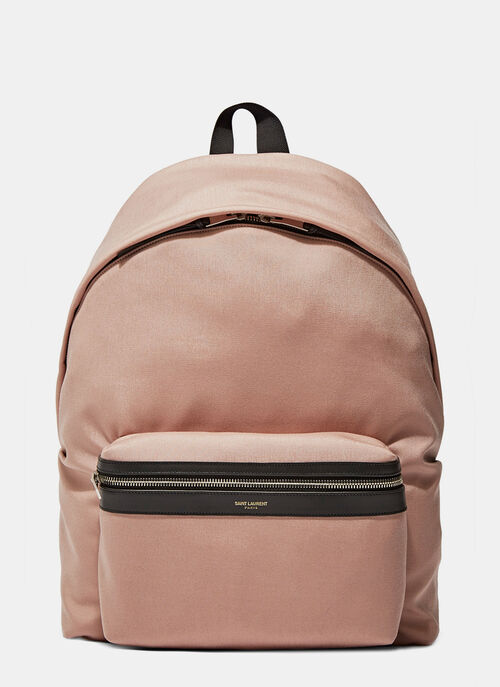 SS16: Saint Laurent Hunt Backpack