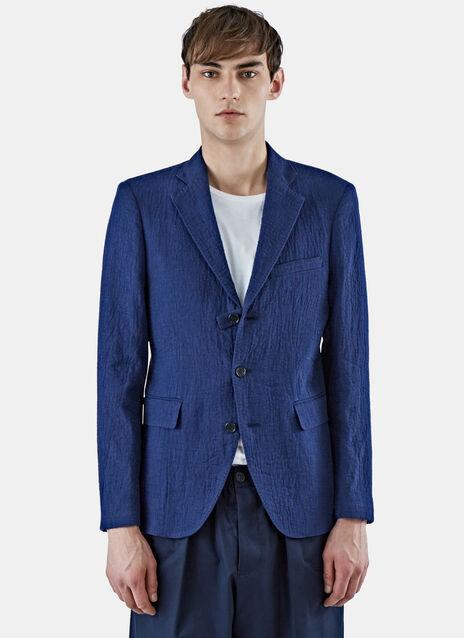 Textured Blazer Jacket