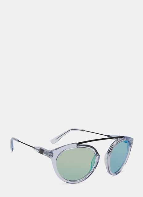 Flower 16 Reflective Sunglasses