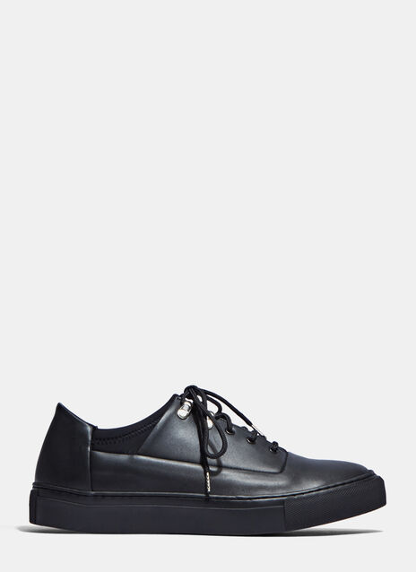 OLOF Low-Top Lace-Up Sneakers
