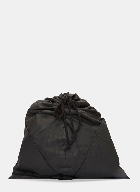 Oversized Trapezium Backpack