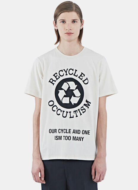 Occultism Crew Neck T-Shirt