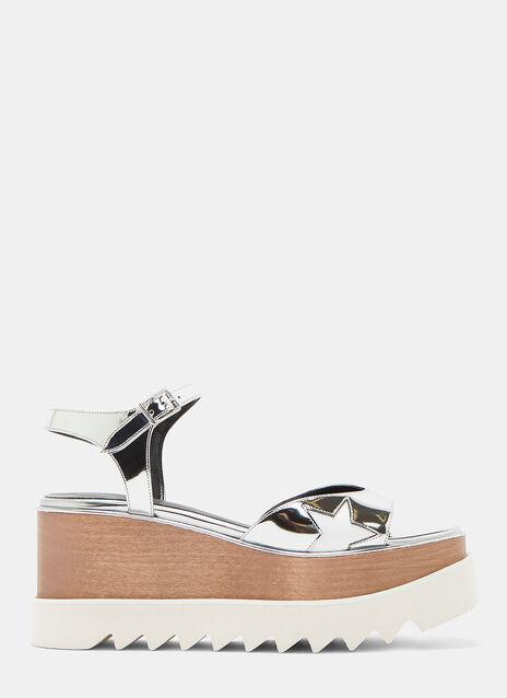 Hackney Star Platform Sandals