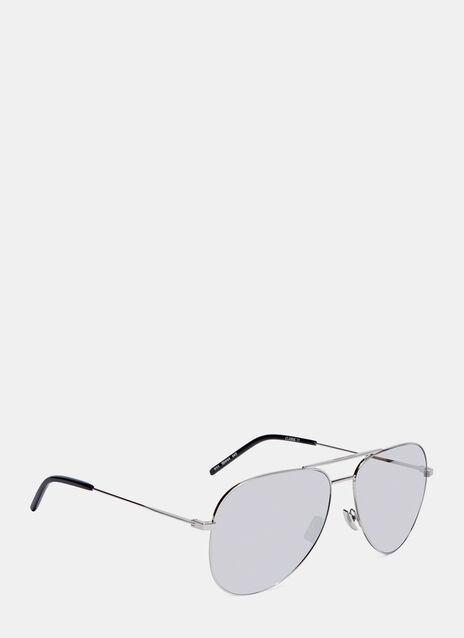 Classic 11 Mirrored Aviator Sunglasses