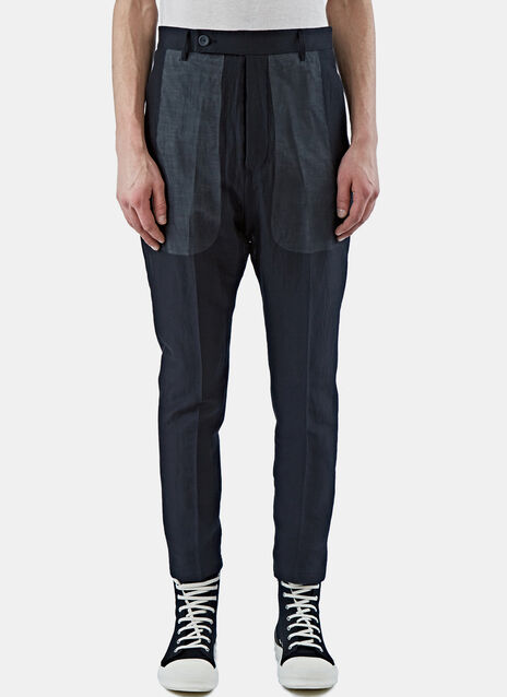 Astaires Sheer Layered Pants