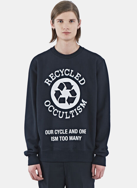 Occultism Crew Neck Sweater