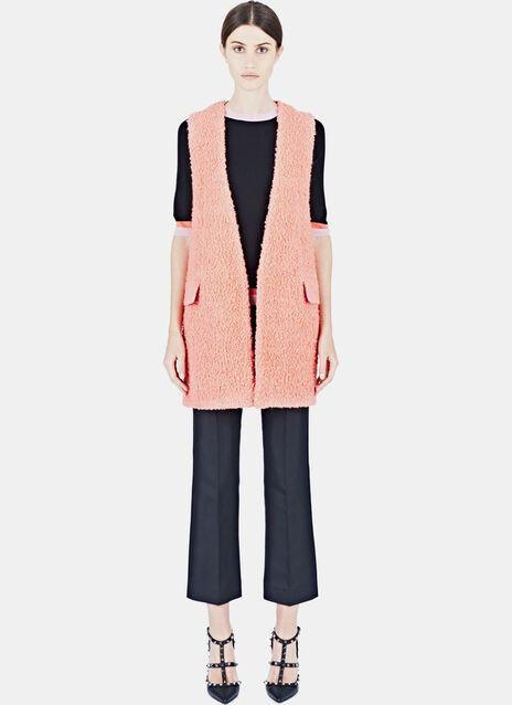 Bouclé Wool Myers Waistcoat