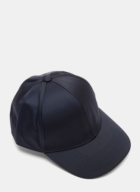 Camp Bomber Satin Cap