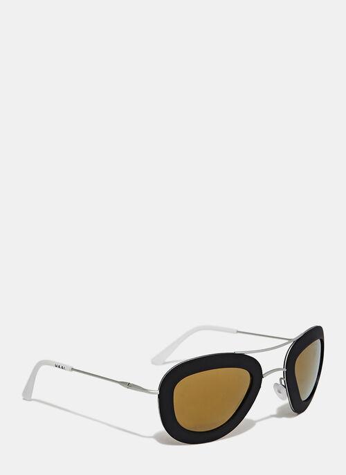 HAAL Unisex Erika Aviator Sunglasses