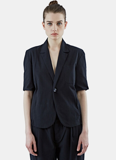 Boxy Short Sleeved Jacket