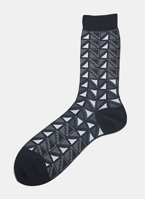 C53 NI Flag Socks
