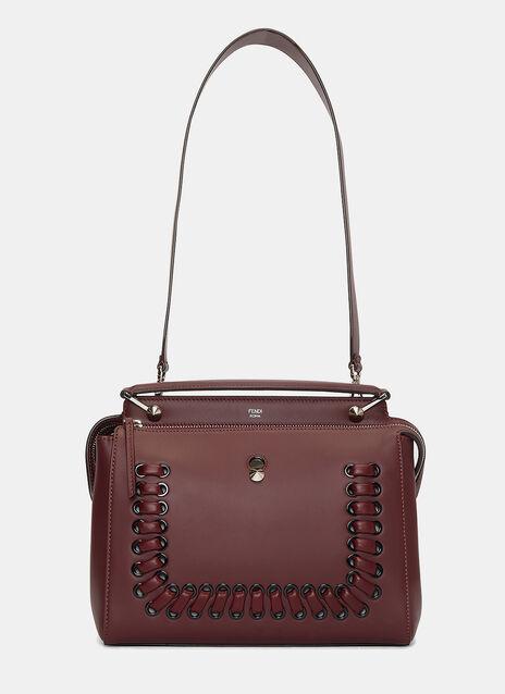 Dotcom Loop Threaded Handbag