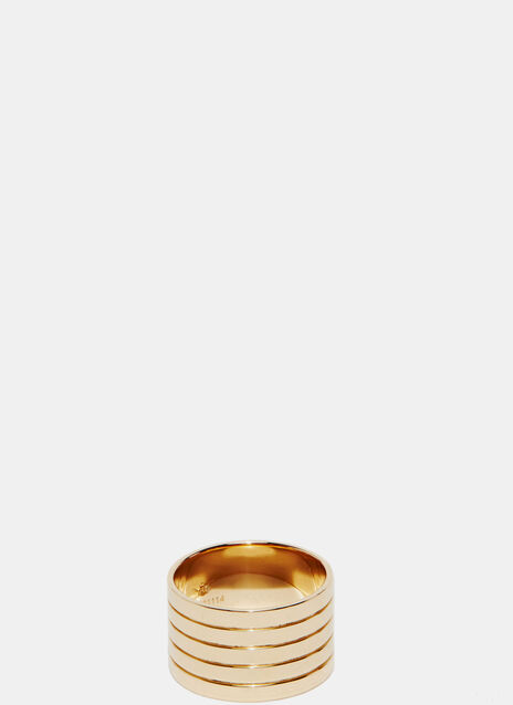 J.E.M SAQQARA L RING YELLOW GOLD