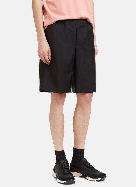 Ari Wool Shorts
