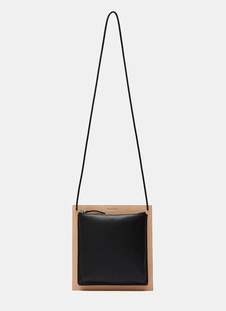Leather Frame Bag
