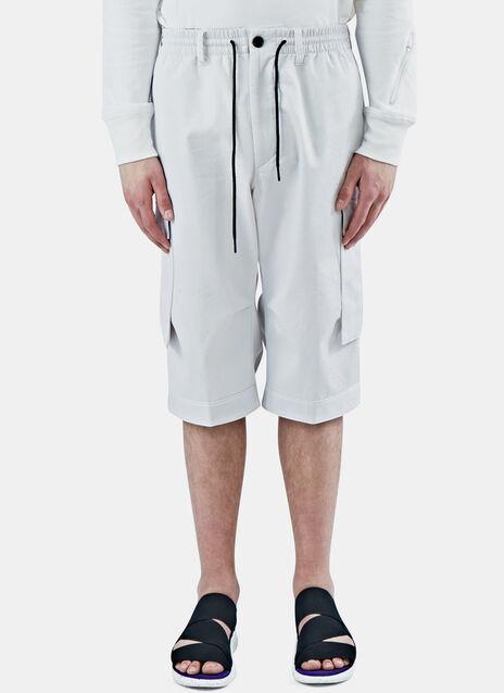 Oversized Cargo Shorts