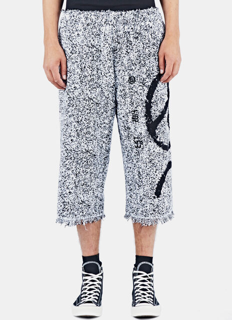 Rita Terry Cloth Shorts