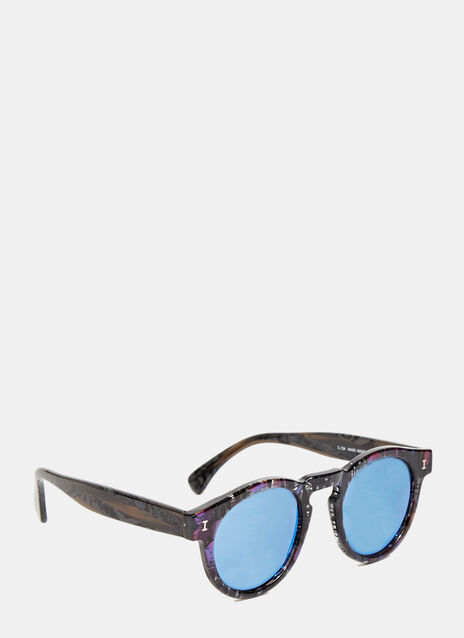 Leonard Eco Iridescent Sunglasses
