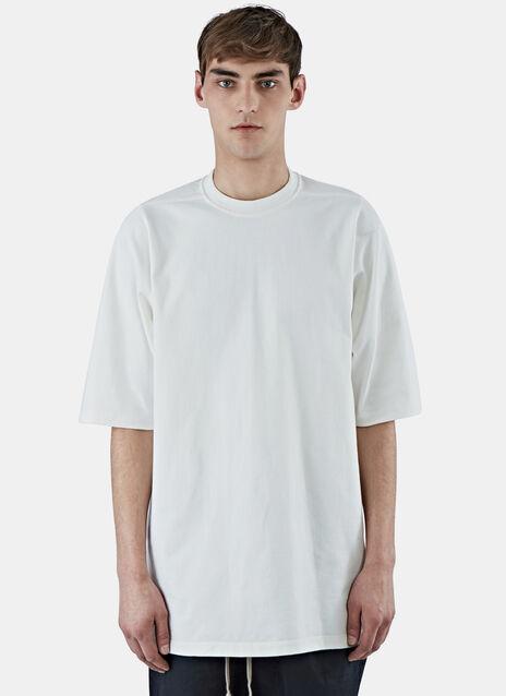 Long Crew Neck Sweatshirt