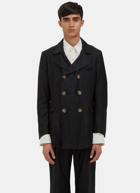Shago Double-Breasted Jacket