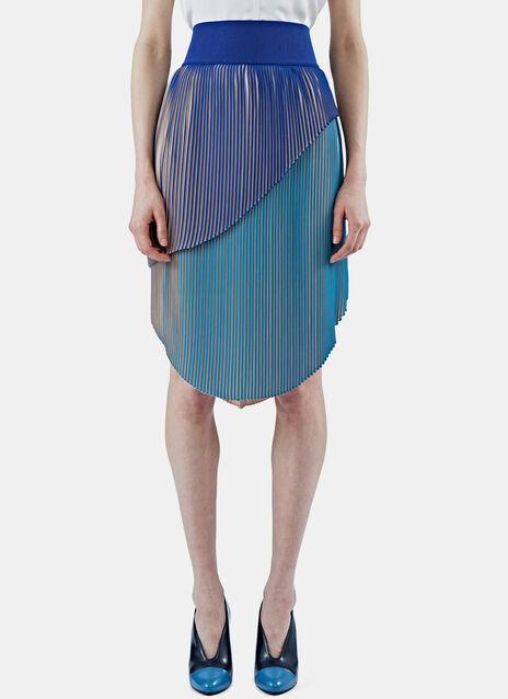 Dawn Layered Pleat Skirt