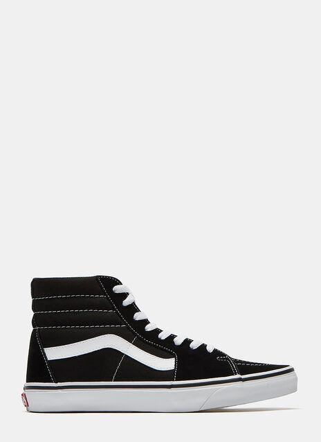 Sk8-Hi Suede Panelled Sneakers