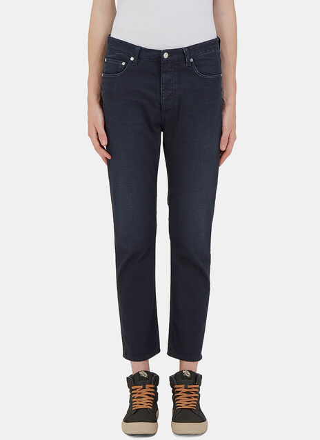 Town Twilight Cropped Leg Jeans