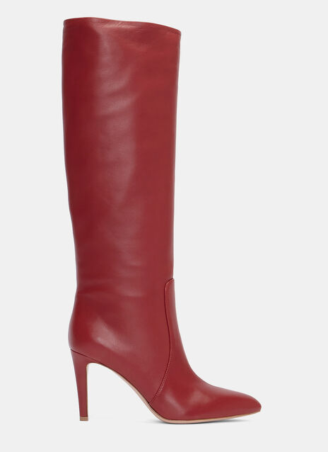 Dana Heeled Knee-High Boots