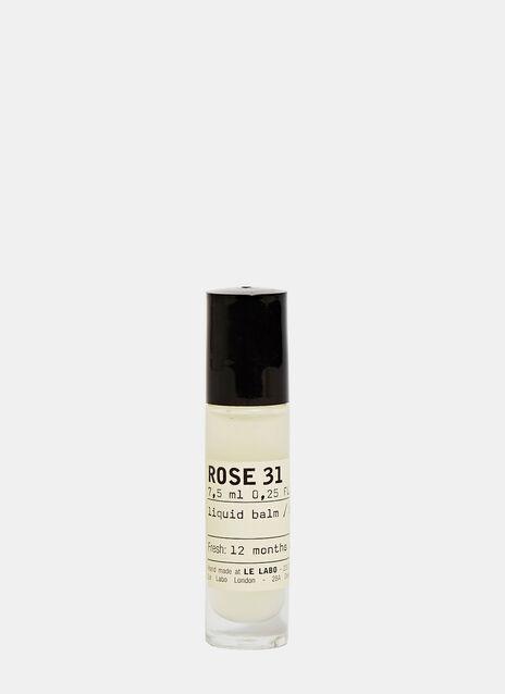 Rose 31 Liquid Balm