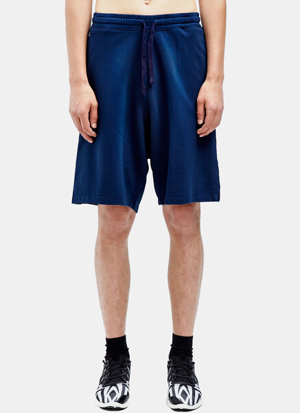 Image of AIEZEN Soft Cotton Bermuda Shorts