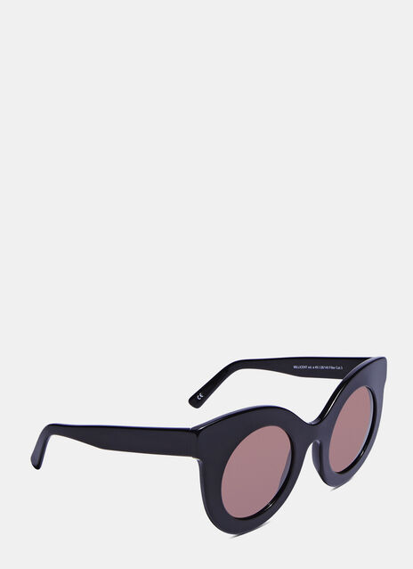 Millicent Oversized Sunglasses
