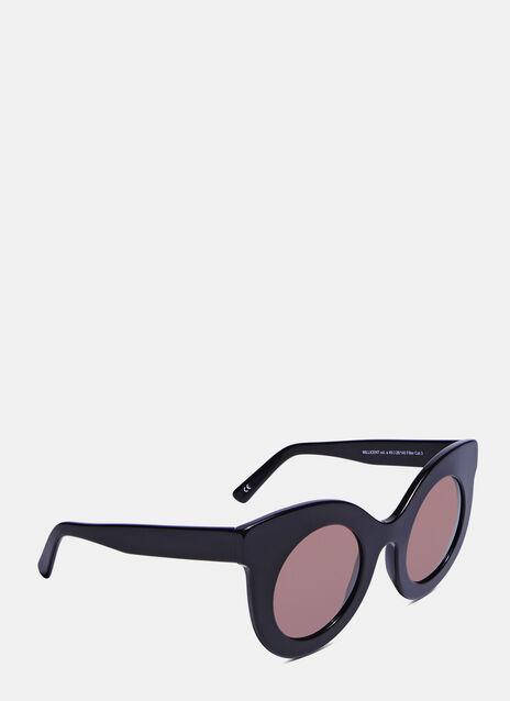 Millicent Oversized Sunglasses