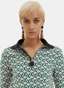 Wooden Pendant Drop Earrings