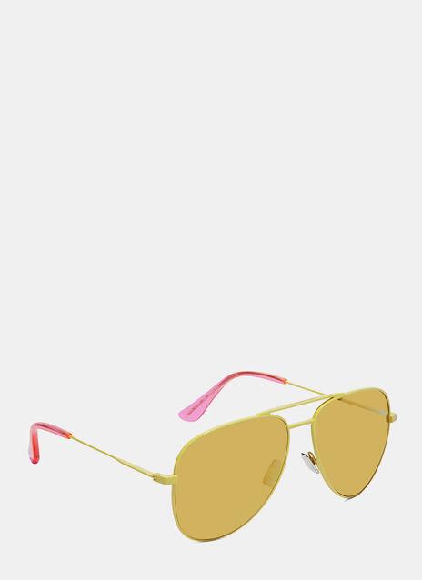 Classic 11 Surf Reflective Aviator Sunglasses